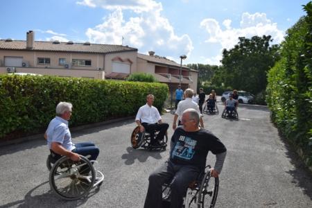 Sensibilisation au handicap, DDTM le 6 octobre 2015
