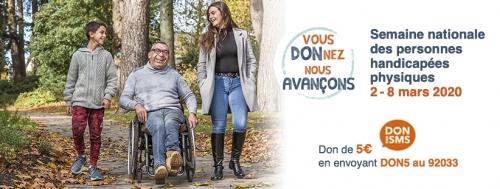 apf france handicap aude, apf aude, dd11, délégation départementale apf de l'aude, délégation départementale apf france handicap de l'aude, semaine nationale des personnes handicapées physiques 2020